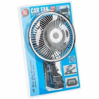 Auto ventilator 12v met klem