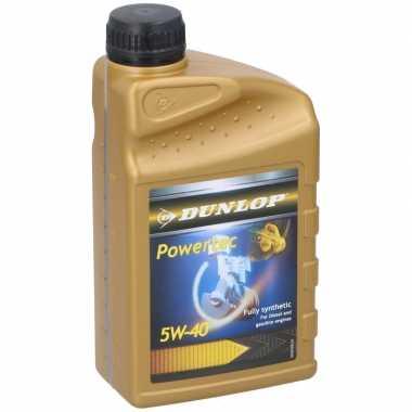 Motorolie 1 liter 5w-40 voor uw auto
