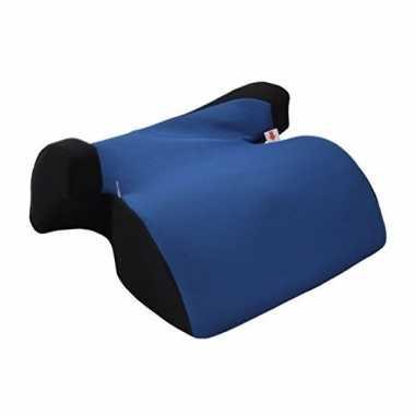 Stoelverhoger voor kinderen blauw 39 x 16,5 cm