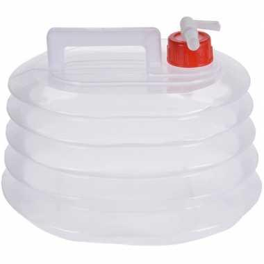 Vouwbare watertank/jerrycan 5 liter